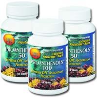 Masquelier opc antioxidants