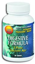digestive enzymes improve digestion pepsin, papain, and bromelain, acidophilus