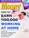 Money magazine image home based business, multi-level marketing, MLM, networking, business opportunity, health, nutrition,