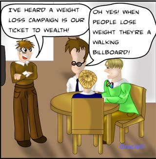 image Ruggburns Episode 5 work from home business comic MLM