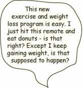 Weight loss diet programs -cartoon comics